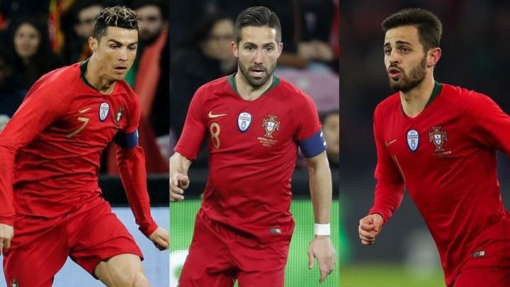 Bồ Đào Nha và Tây Ban Nha đều thi đấu dưới sức ở lượt trận cuối