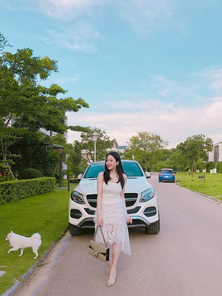 Hot girl Trâm Anh bật mí chuyện tình cảm gây thích thú4