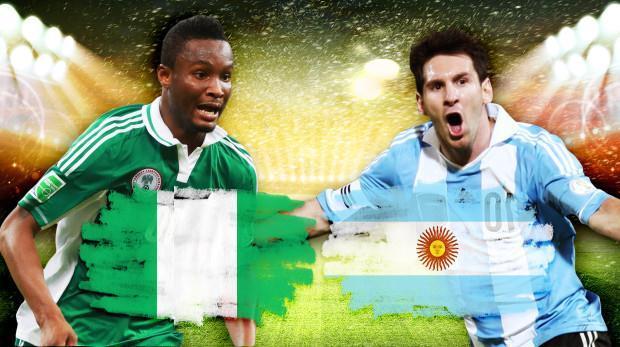 Dự đoán kết quả tỷ số World Cup 2018 Argentina và Nigeria