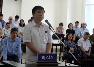 Ông Đinh La Thăng bị tuyên y án 18 năm tù, bồi thường 600 tỷ đồng