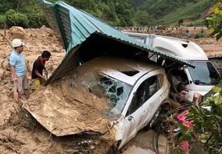 Lũ quét, sạt lở đất ở Lai Châu gây thiệt hại 270 tỉ đồng, 31 người chết và mất tích