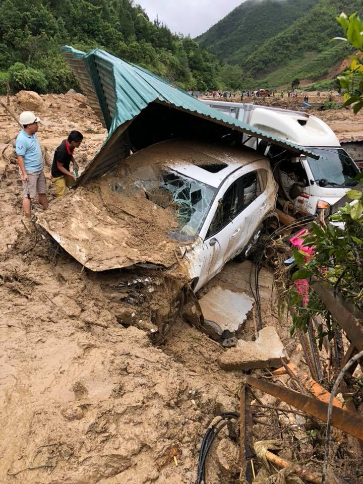 Lũ quét, sạt lở đất ở Lai Châu gây thiệt hại 270 tỉ đồng