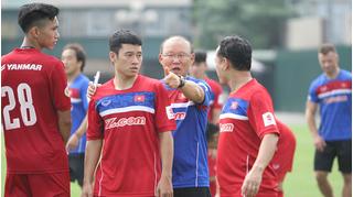 Đội tuyển U23 Việt Nam gặp khó tại giải Asiad 2018