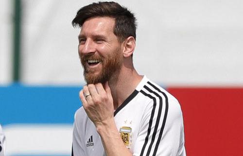 Lionel Messi đã tỏa sáng trong trận đấu quyết định với Nigeria