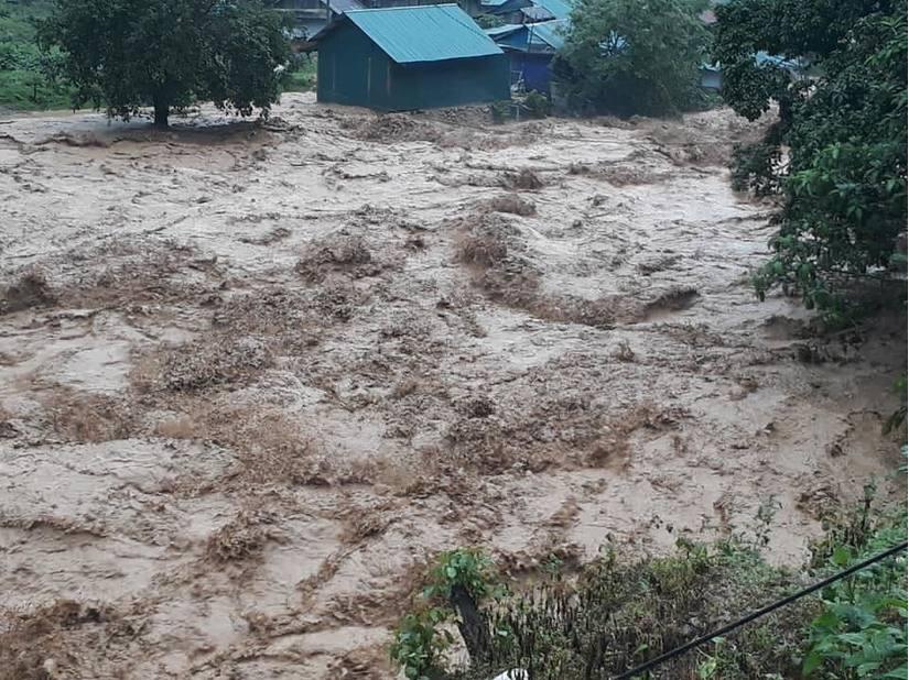 Quảng Ninh: Một Thiếu úy công an tử vong do bị nước lũ cuốn trôi
