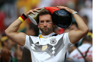 Cư dân mạng và muôn vàn cảm xúc trước thất bại lịch sử của đội tuyển Đức