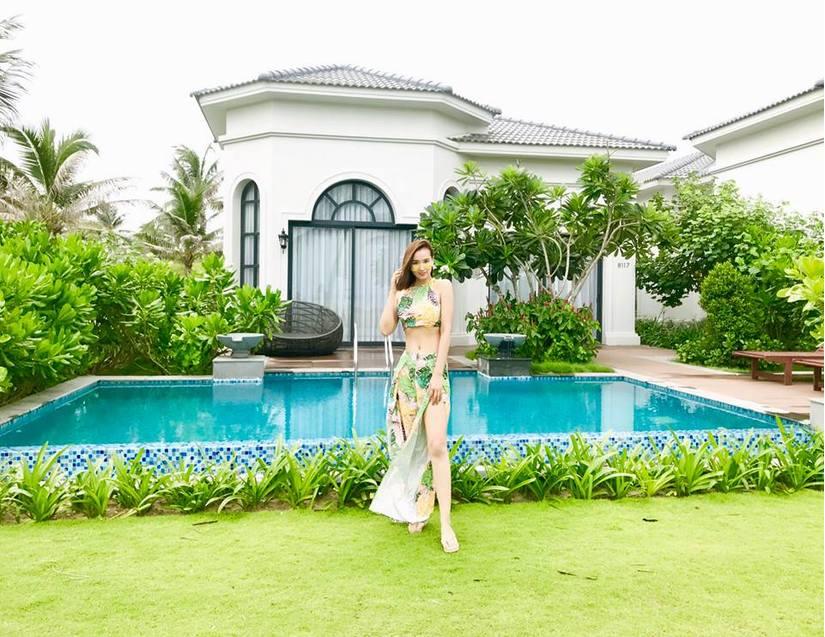 Lã Thanh Huyền: Cuộc sống xa hoa ở penthouse triệu đô, xài hàng hiệu và du lịch khắp thế giới