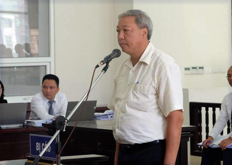 Người duy nhất thoát án trong phiên xử ông Đinh La Thăng là ai?