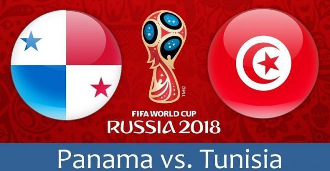 Dự đoán kết quả tỷ số World Cup 2018 Panama và Tunisia