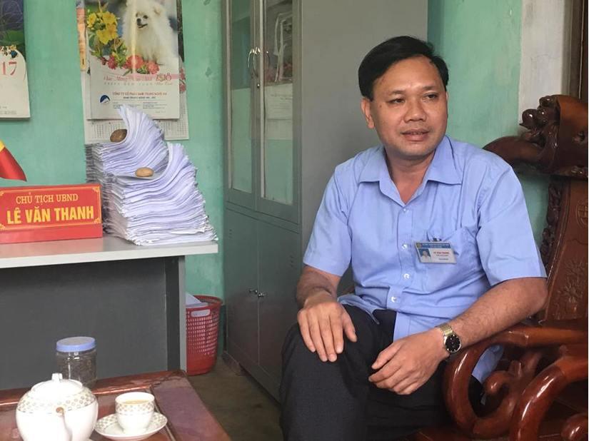 Điện giật 4 người chết ở Nghệ An: Cán bộ xã nhận thầu nhân công?