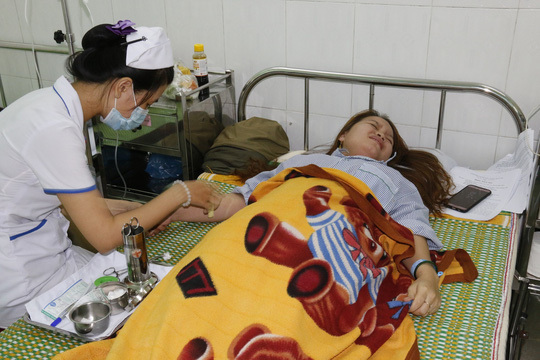 Quảng Nam: Nữ giáo viên mầm non bị phụ huynh đánh thủng màng nhĩ