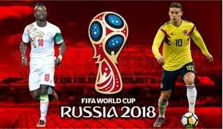 Danh sách và lịch thi đấu 16 đội đã lọt vào vòng 1/8 World Cup 2018