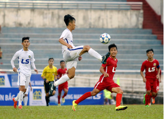 Thi đấu bết bát, U17 HAGL dừng bước tại vòng chung kết U17 Quốc gia