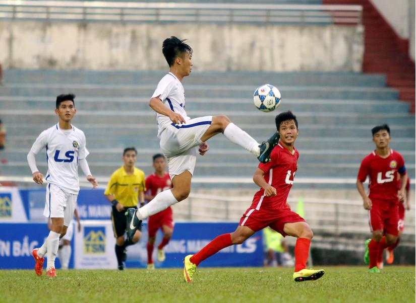 U17 HAGL nhận kết quả bất ngờ tại vòng chung kết U17 Quốc gia