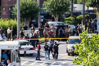Chiêu tự hủy dấu vân tay đầy tinh ranh của nghi phạm xả súng dã man vào tòa báo Mỹ