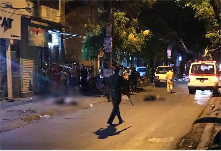 Hai thanh niên quê Thái Bình tử vong bất thường ở Hà Nội