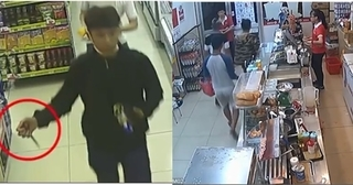 TP HCM: Nhóm cướp nhí manh động, táo tợn cướp cửa hàng tiện ích về đêm