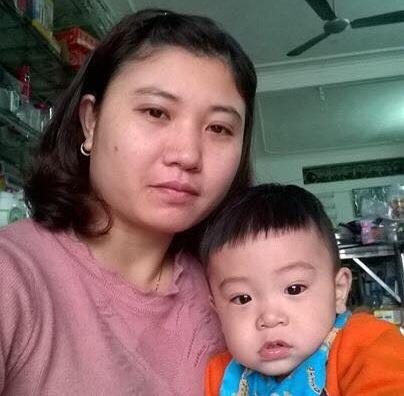 Nam Định: Người thân tìm kiếm người phụ nữ đang mang bầu bỏ nhà ra đi 2