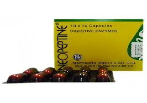 Thuốc viên nang cứng Neopeptine không đạt tiêu chuẩn chất lượng bị đình chỉ lưu hành
