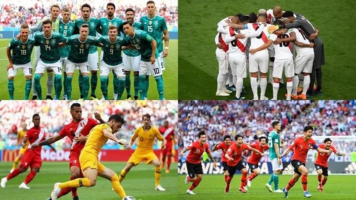 World Cup 2018 đã chính thức khép lại vòng bảng