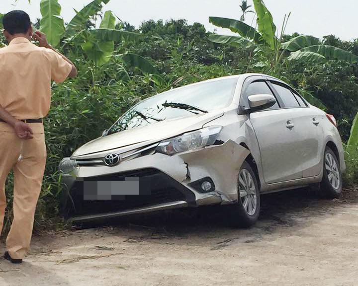 Thông tin bất ngờ vụ giết người cướp taxi ở Hải Dương2