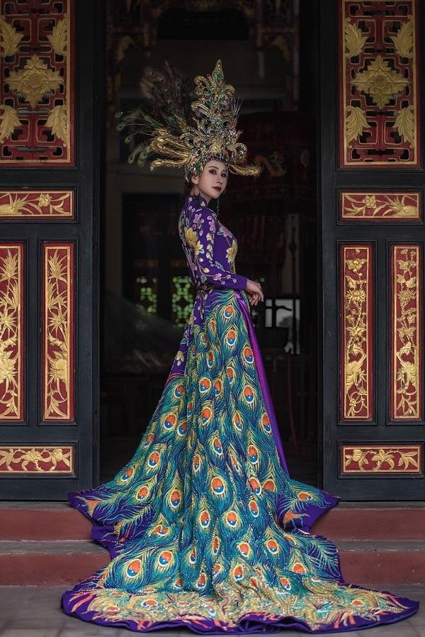 Đại diện Việt Nam bị cắt nát quốc phục trước chung kết Miss Asia World 2018 chỉ vài tiếng