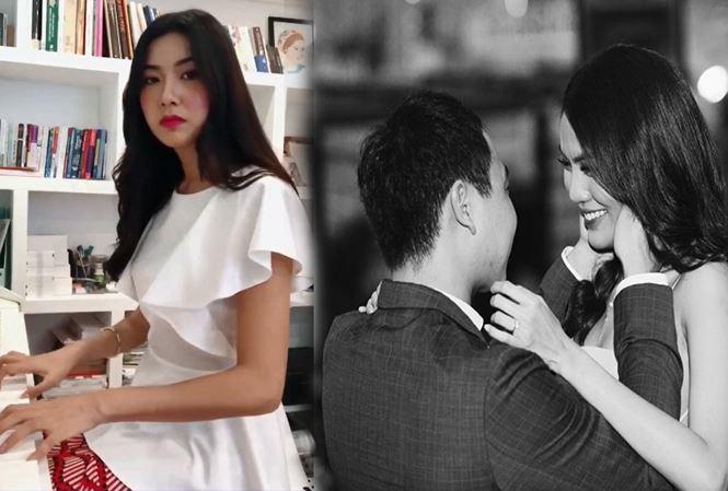 Thúy Vân hát 'Nụ hôn đánh rơi' sau khi tình cũ và Lan Khuê cưới