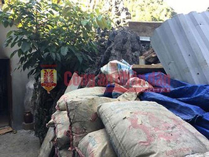 Bên trong 'sào huyệt' của trùm ma túy Nguyễn Thanh Tuân