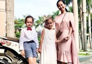 Sau ly hôn, chồng Tây phải chu cấp 105 triệu mỗi tháng cho 3 mẹ con Hồng Nhung