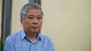 Cựu Phó thống đốc Ngân hàng Nhà nước Đặng Thanh Bình lĩnh 3 năm tù