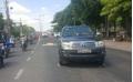 TP. HCM: Va chạm ngã xuống đường, thanh niên bị ô tô cán tử vong