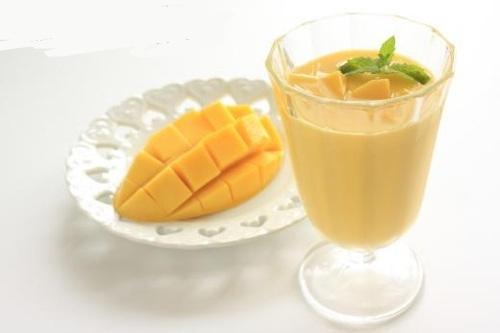 Món ăn dặm từ quả xoài giúp trẻ tăng cường sức đề kháng trong2