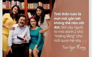 Họa sỹ Lê Thiết Cương: Trân trọng ý chí vươn ra biển lớn của gia đình Dr.Thanh