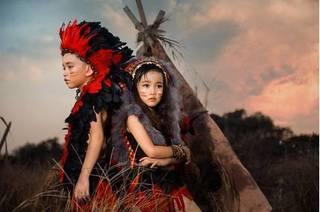 Sau Em gái mưa, mẫu nhí Cao Hữu Nhật tái xuất với 'Bộ tộc người rừng' cực chất