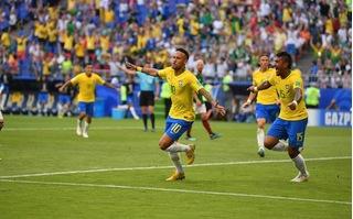 Mèo tiên tri dự đoán kết quả vòng tứ kết World Cup 2018 Brazil và Bỉ