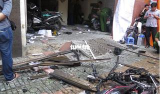 Tiếp tục truy bắt 3 đối tượng trong vụ nổ tại trụ sở công an phường