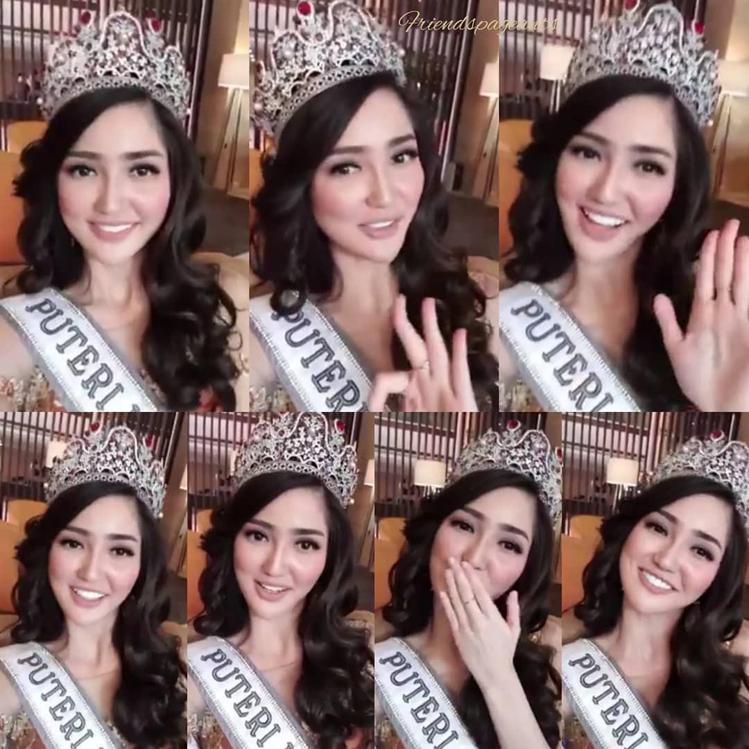 Hoa hậu Hoàn vũ Indonesia , Bích Phương