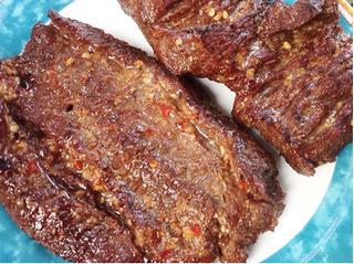 Tuyệt chiêu làm món thịt bò 1 nắng ngon 'bá cháy'