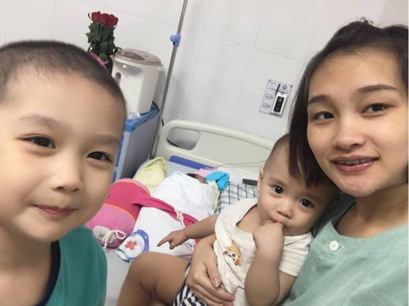 Mẹ 8X chia sẻ kinh nghiệm sinh mổ lần 3 tại Bệnh viện Bưu điện