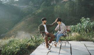 Bộ ảnh 'tình như cái bình' của cặp đôi đồng tính tại Đà Lạt mộng mơ