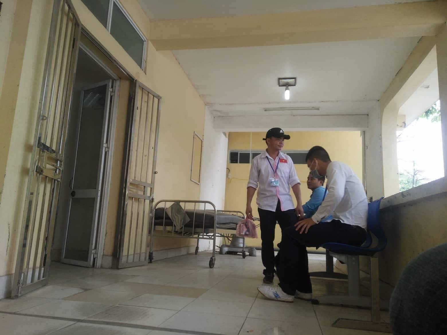 Nhiều học viên nhập viện sau bữa ăn ở Hoài Đức, cơ sở cung cấp xuất ăn chưa đạt vệ sinh ATTP