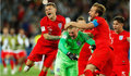Anh và Croatia hẹn nhau ở bán kết World cup 2018