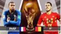 Dự đoán kết quả tỷ số Bán kết World Cup 2018 giữa Pháp và Bỉ