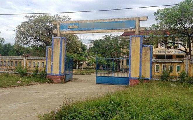 Thừa Thiên - Huế: Cô giáo bị xâm hại ở trường học xin chuyển công tác