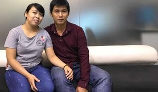 Chịu 'ế' chục năm, cặp đôi cưới nhau sau 2 tháng bấm nút hẹn hò