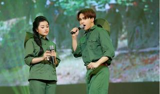 Sao Mai Thu Hằng lần đầu song ca nhạc đỏ với Nguyễn Trần Trung Quân