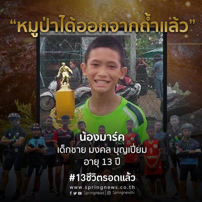Vấn đề lớn nhất cần quan tâm khi cứu thành công đội bóng nhí Thái Lan