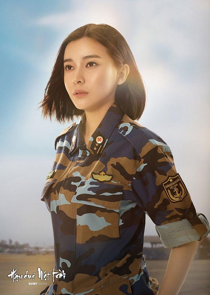 4 diễn viên chính trong phim Hậu duệ mặt trời phiên bản Việt