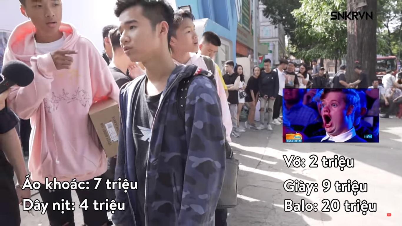 Rich Kid Việt Nam, Rich kid