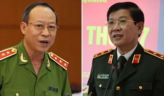 Bộ Công an điều chỉnh công tác của 2 thứ trưởng